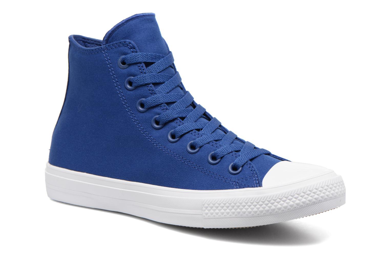 Sneakers Converse Chuck Taylor All Star II Hi M Blauw detail