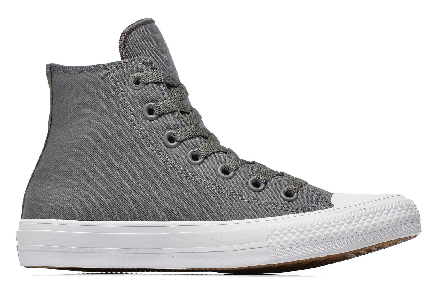 Trainers Converse Chuck Taylor All Star II Hi M Grey back view