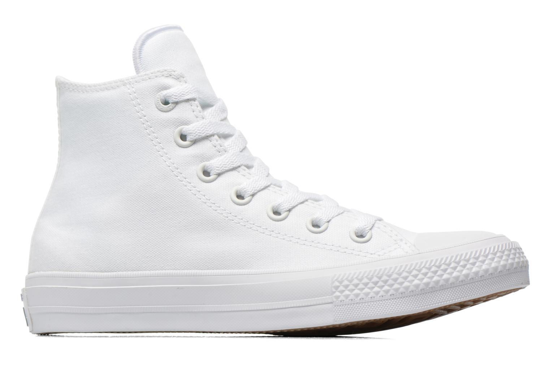 Sneaker Converse Chuck Taylor All Star II Hi M weiß ansicht von hinten
