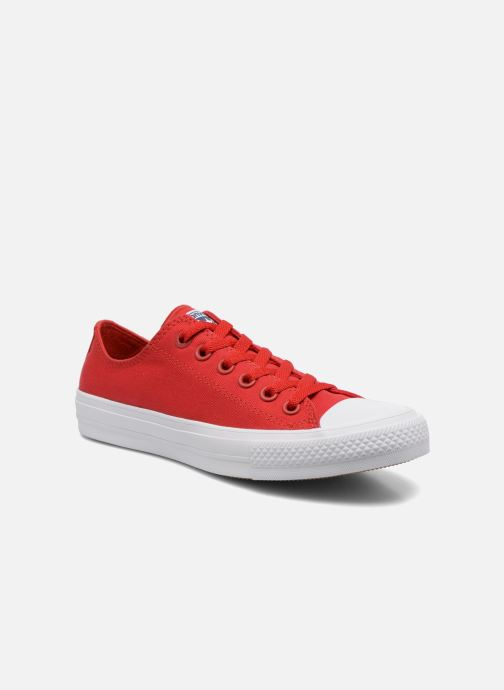 ac718ecf68a484 ... cheap sneaker converse chuck taylor all star ii ox w rot detaillierte  ansicht modell b239c c218a