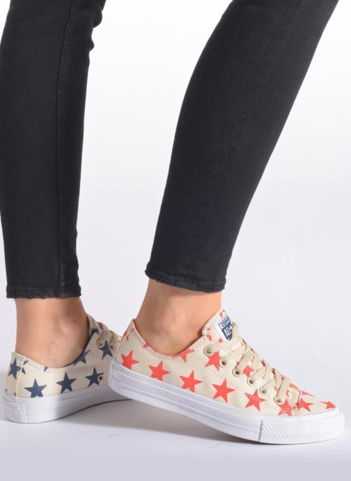 Sneakers Converse Chuck Taylor All Star II Ox W Blå se forneden