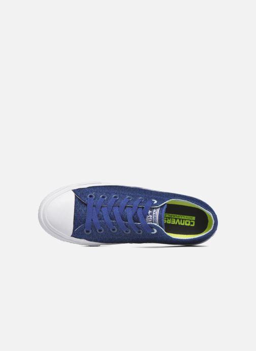Sneakers Converse Chuck Taylor All Star II Ox W Blå se fra venstre
