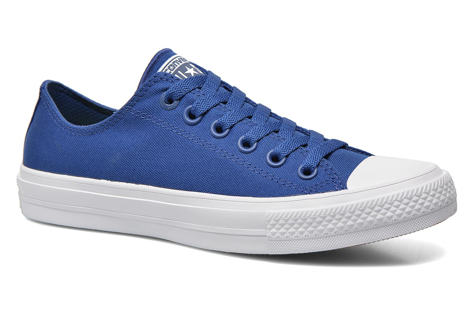 Sneakers Converse Chuck Taylor All Star II Ox W Blauw detail