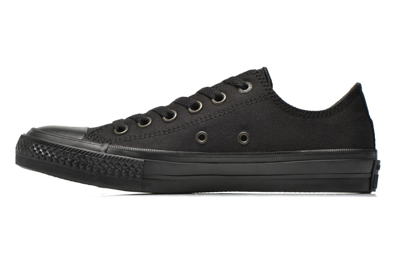 Sneakers Converse Chuck Taylor All Star II Ox W Zwart voorkant