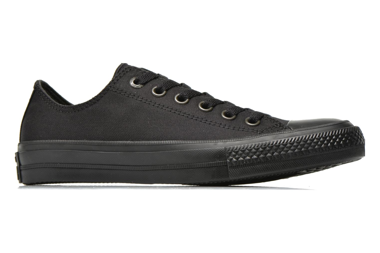 Sneakers Converse Chuck Taylor All Star II Ox W Zwart achterkant