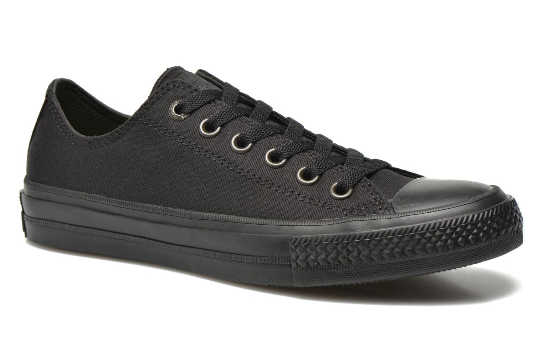 Sneakers Converse Chuck Taylor All Star II Ox W Zwart detail