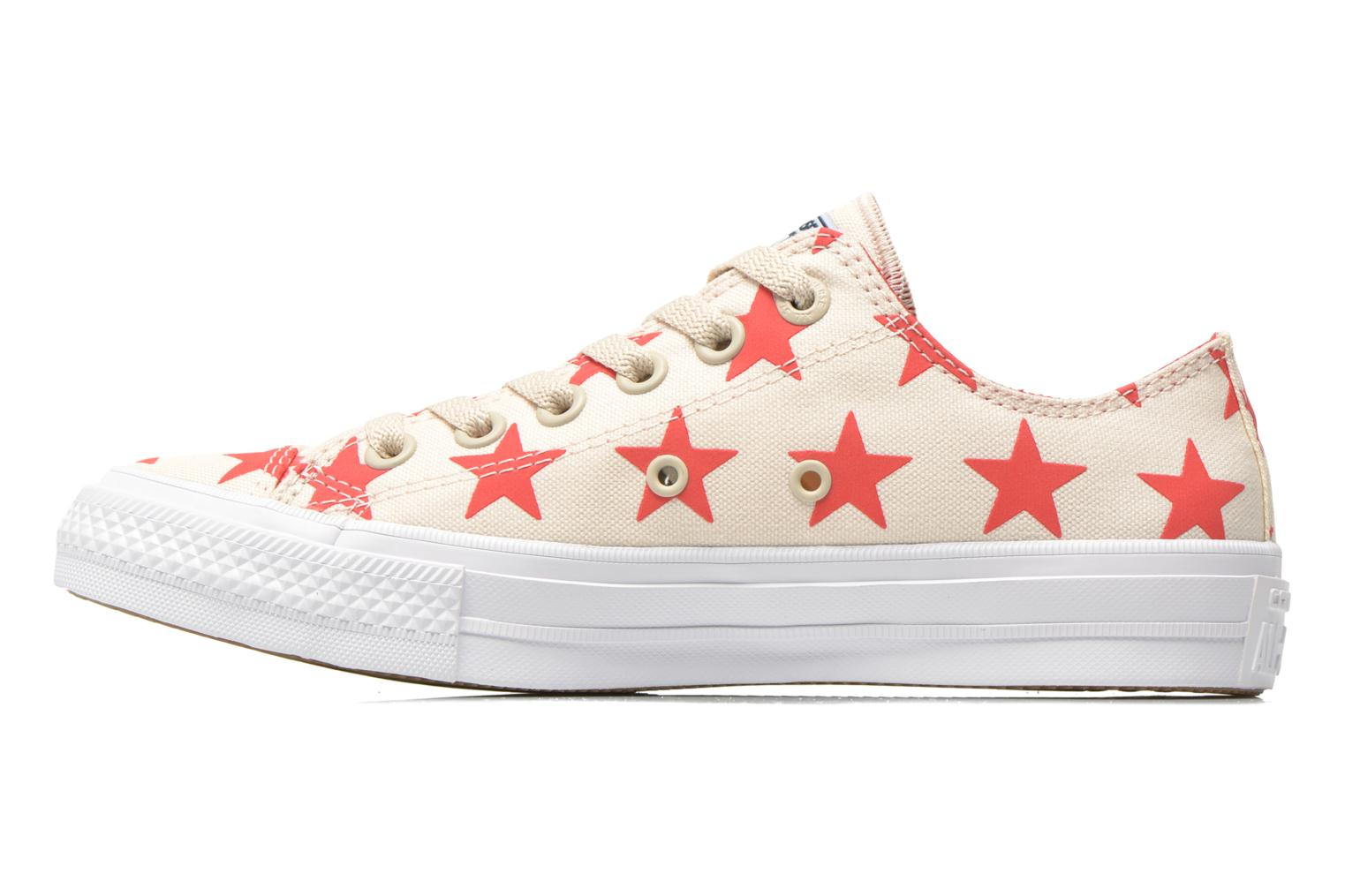 Trainers Converse Chuck Taylor All Star II Ox W Multicolor front view