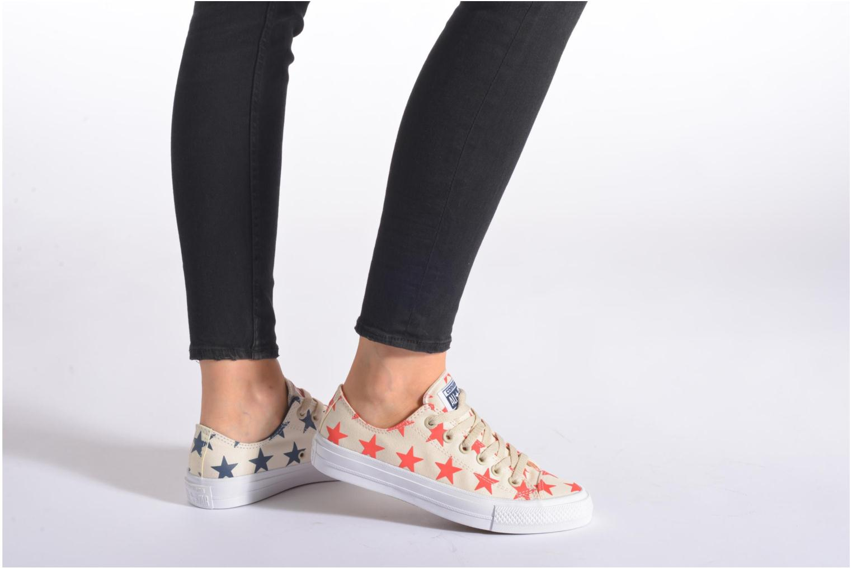 Sneakers Converse Chuck Taylor All Star II Ox W Groen onder