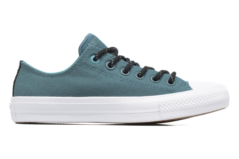 Sneakers Converse Chuck Taylor All Star II Ox W Groen achterkant