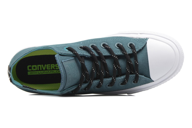 Sneakers Converse Chuck Taylor All Star II Ox W Groen links