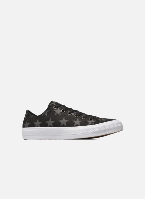 Sneaker Converse Chuck Taylor All Star II Ox M schwarz ansicht von hinten