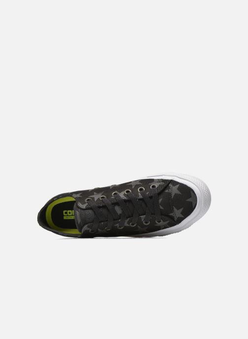 Sneaker Converse Chuck Taylor All Star II Ox M schwarz ansicht von links