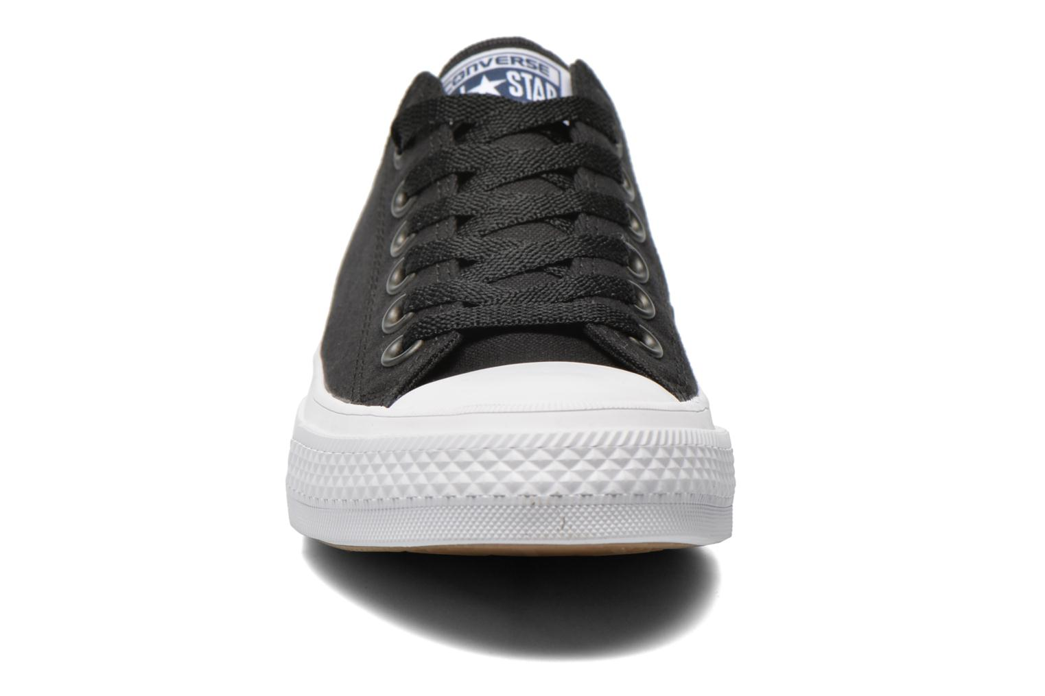 Trainers Converse Chuck Taylor All Star II Ox M Black model view