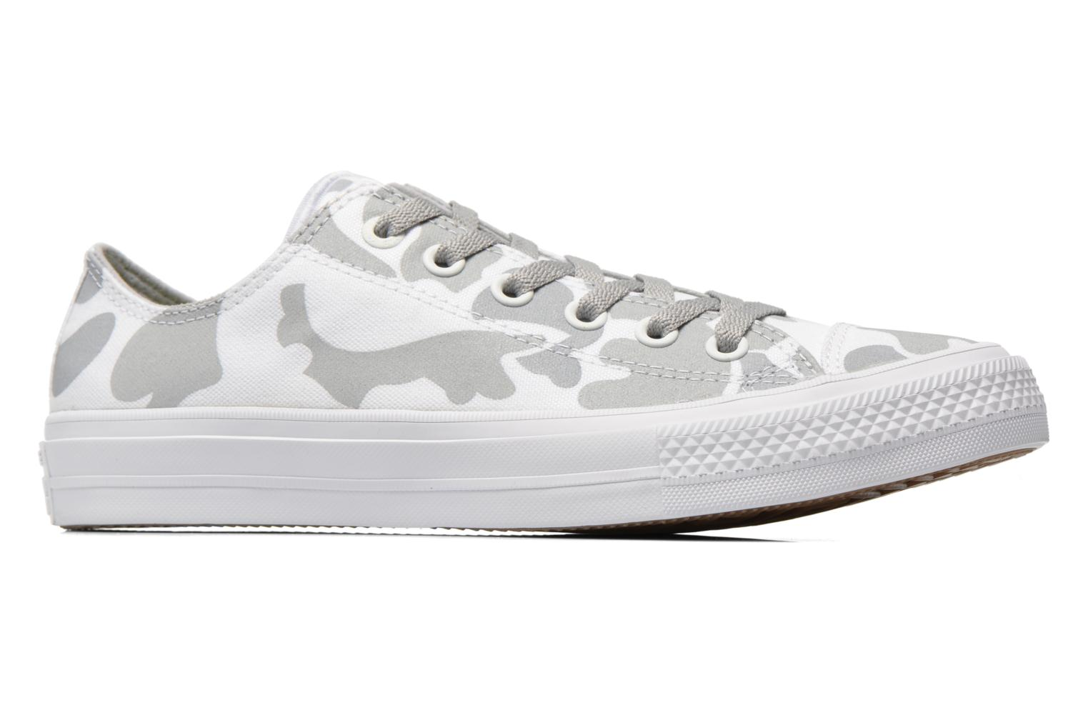 Trainers Converse Chuck Taylor All Star II Ox M White back view