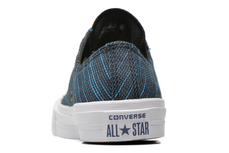 Sneaker Converse Chuck Taylor All Star II Ox M blau ansicht von rechts
