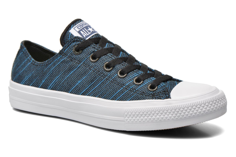 Sneaker Converse Chuck Taylor All Star II Ox M blau detaillierte ansicht/modell