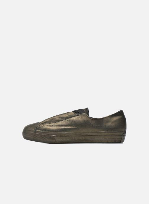 Sneakers Converse Chuck Taylor All Star Ox Line Shroud W Zwart voorkant