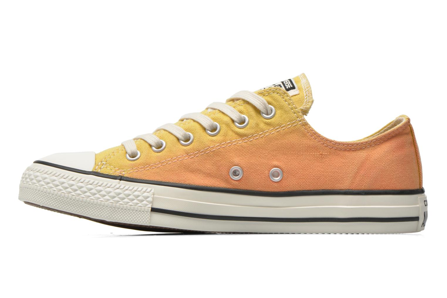 Baskets Converse Chuck Taylor All Star Ox Sunset Wash W Multicolore vue face