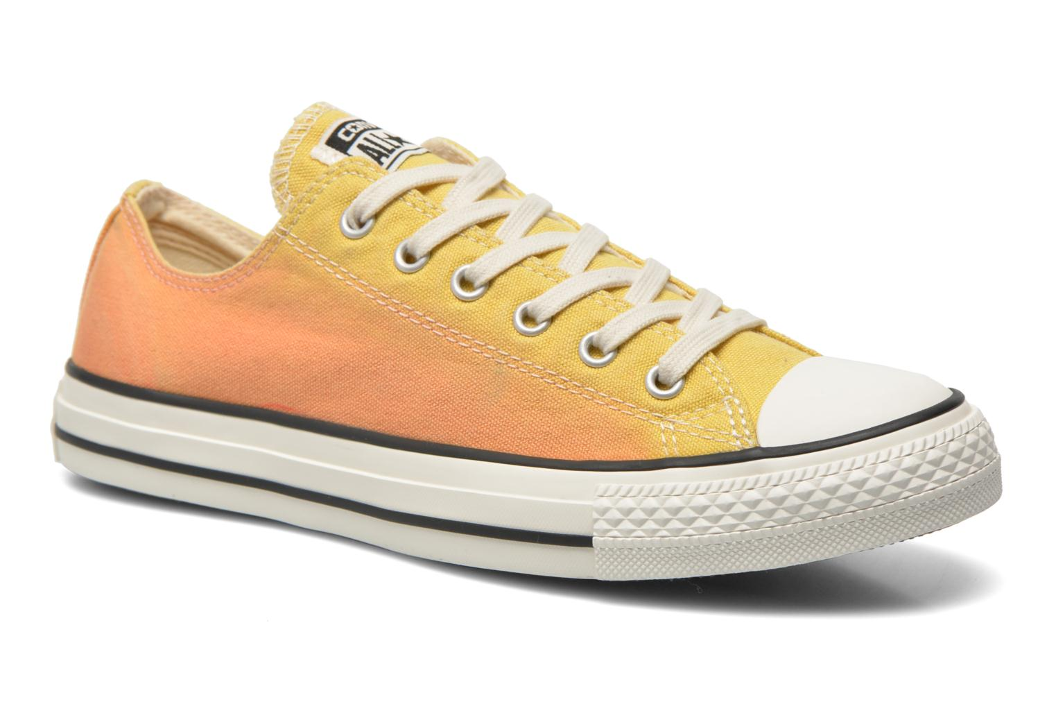 Baskets Converse Chuck Taylor All Star Ox Sunset Wash W Multicolore vue détail/paire