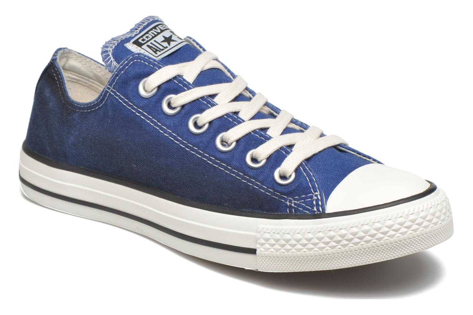 69de84cb3a Converse Chuck Taylor All Star Ox Sunset Wash W (Blue) - Trainers ...