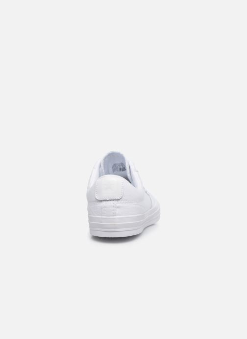 Baskets Converse Star Player Ox M Blanc vue droite