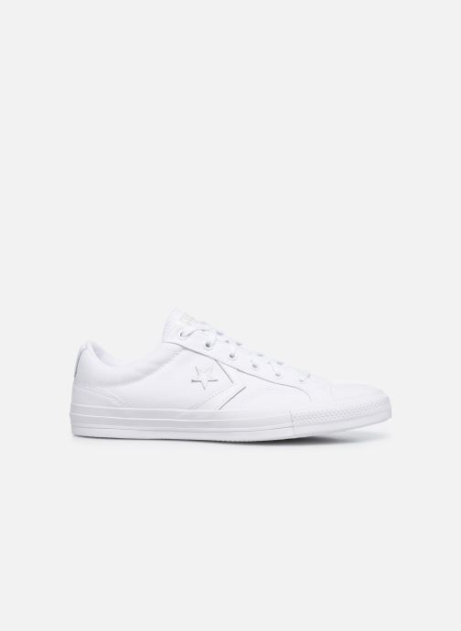 Baskets Converse Star Player Ox M Blanc vue derrière