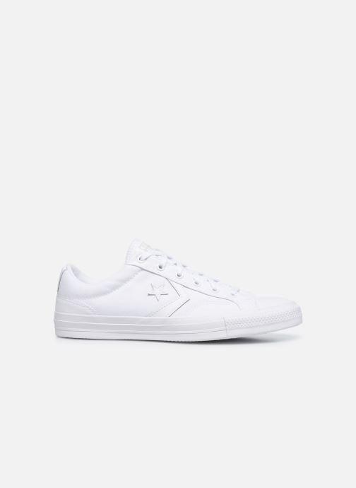 Sneaker Converse Star Player Ox M weiß ansicht von hinten
