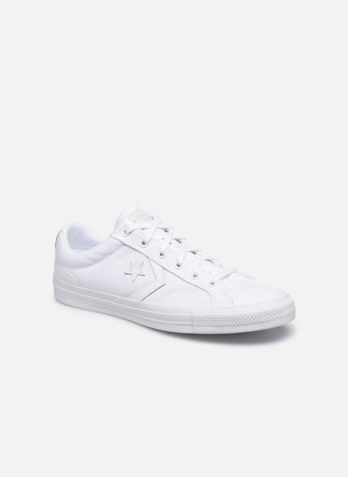 Baskets Converse Star Player Ox M Blanc vue détail/paire
