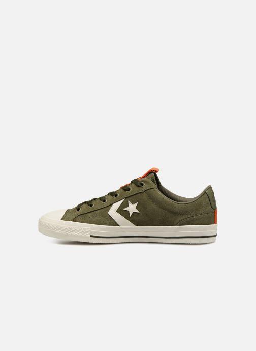 Sneakers Converse Star Player Ox M Groen voorkant