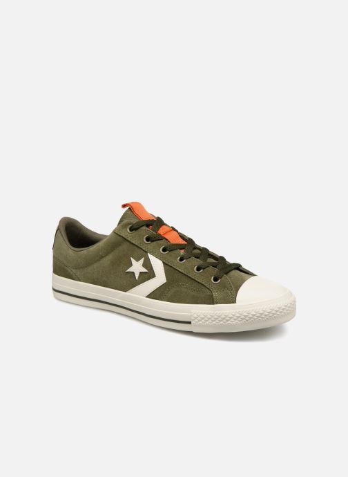 Sneakers Converse Star Player Ox M Groen detail