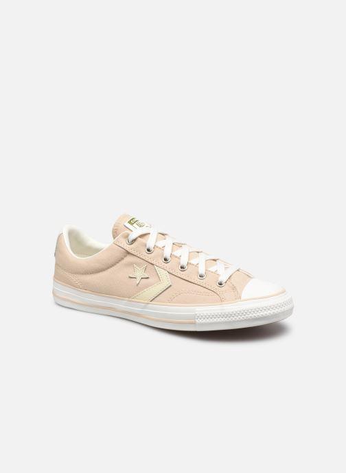Sneaker Converse Star Player Ox M beige detaillierte ansicht/modell