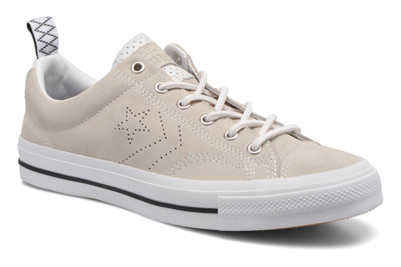 Baskets Converse Star Player Premium Ox M Beige vue détail/paire
