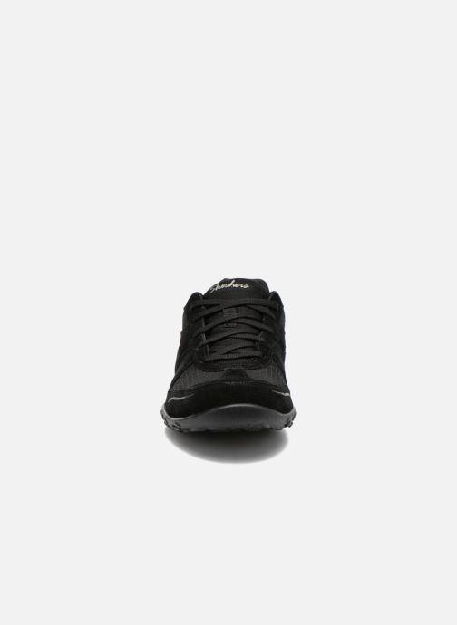 Sneakers Skechers Breathe-Easy - Jackpot 22532 Svart bild av skorna på