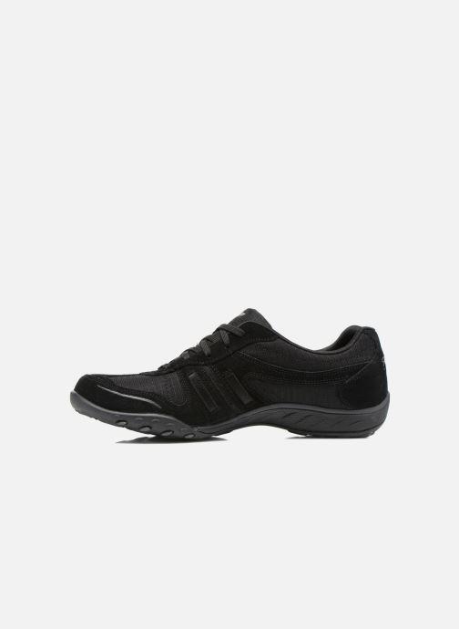 Sneakers Skechers Breathe-Easy - Jackpot 22532 Svart bild från framsidan