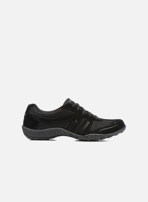 Sneakers Skechers Breathe-Easy - Jackpot 22532 Svart bild från baksidan