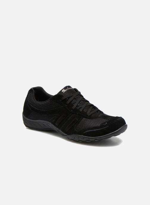 Sneakers Skechers Breathe-Easy - Jackpot 22532 Svart detaljerad bild på paret