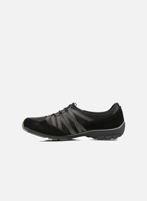 Sneakers Skechers Conversations - Holding Aces 22551 Zwart voorkant