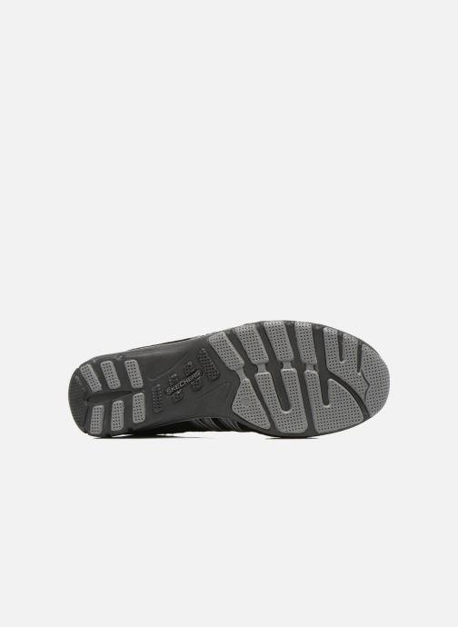 Sneakers Skechers Conversations - Holding Aces 22551 Zwart boven