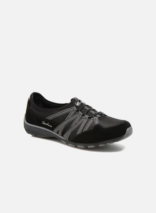 Sneakers Skechers Conversations - Holding Aces 22551 Zwart detail