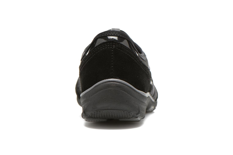 Baskets Skechers Conversations - Holding Aces 22551 Noir vue droite