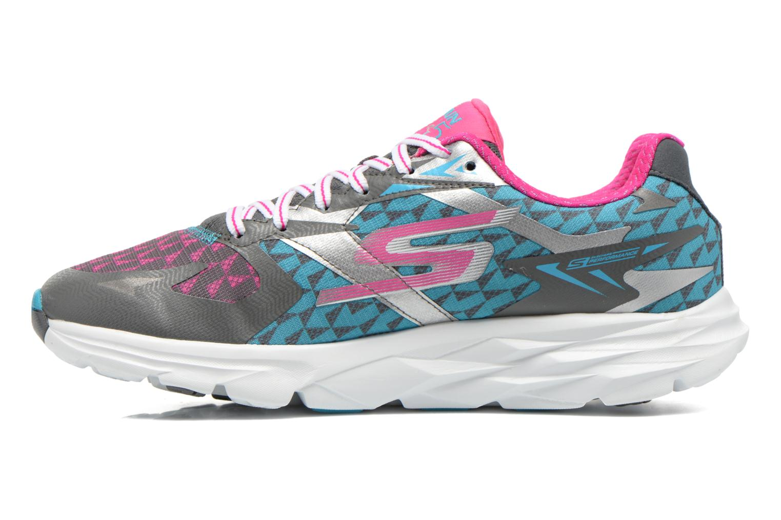 Sport shoes Skechers Go Run Ride 5 13997 Multicolor front view