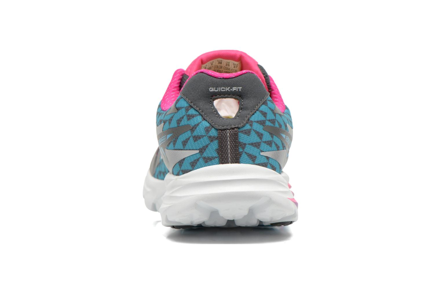 Sport shoes Skechers Go Run Ride 5 13997 Multicolor view from the right