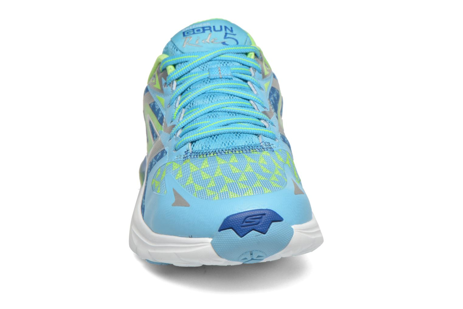 Sportschoenen Skechers Go Run Ride 5 13997 Blauw model
