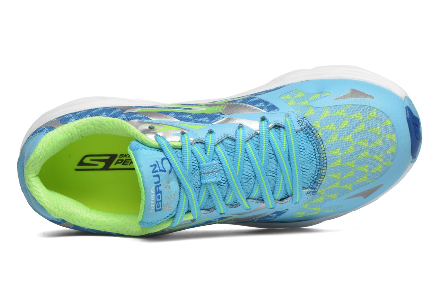 Sportschoenen Skechers Go Run Ride 5 13997 Blauw links