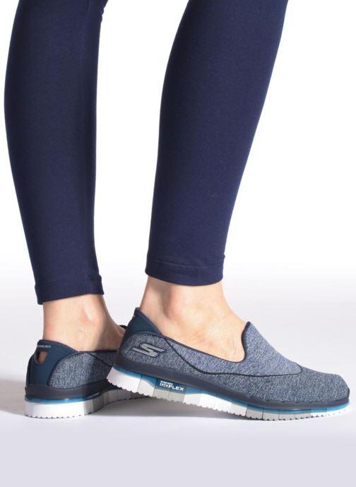 Sportschoenen Skechers Go Flex 14010 Roze onder