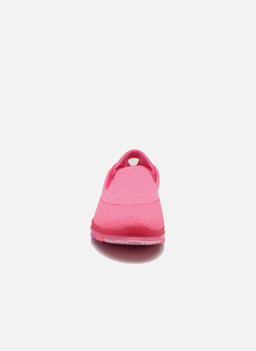 Sportskor Skechers Go Flex 14010 Rosa bild av skorna på