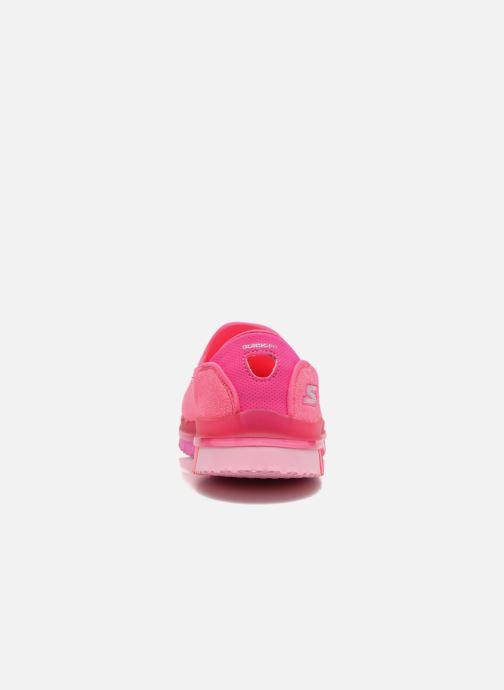 Sportschoenen Skechers Go Flex 14010 Roze rechts