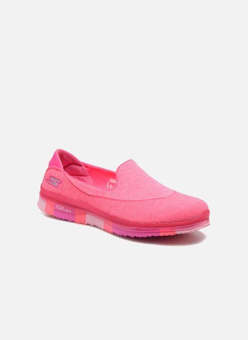 Sportschoenen Skechers Go Flex 14010 Roze detail