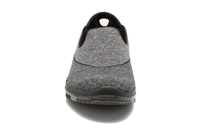 Chaussures de sport Skechers Go Flex 14010 Noir vue portées chaussures