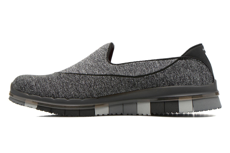 Chaussures de sport Skechers Go Flex 14010 Noir vue face